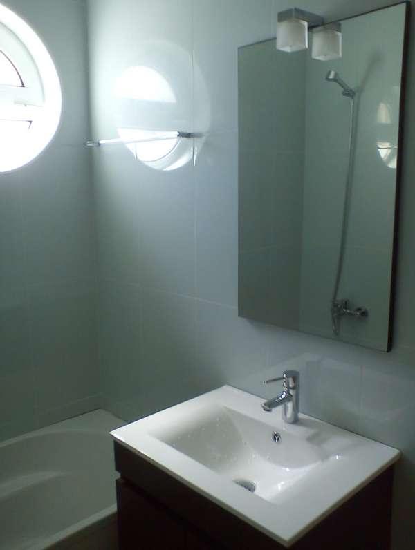 Beach apartment Portugal - Beach apartment Solmar bathroom