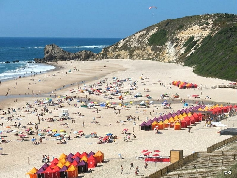 Zeezicht Portugal - Beach apartment Solmar beach