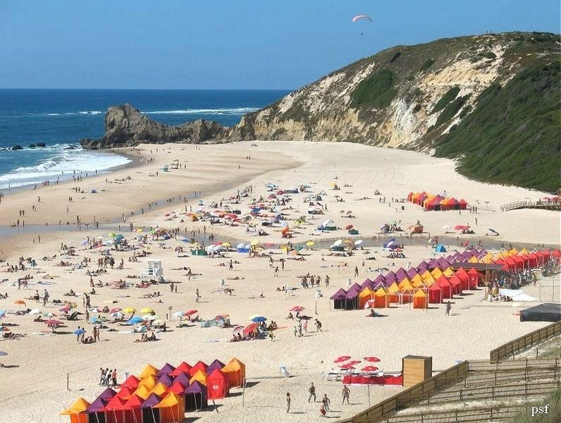 Zeezicht Portugal - strand vakantie strandappartement Solmar