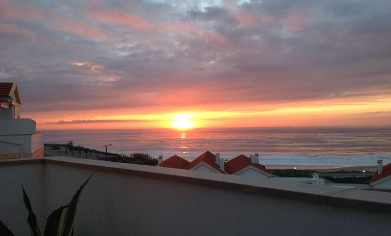 Zeezicht Portugal - Beach apartment Solmar sunset