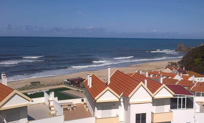 Zeezicht Portugal - Beach apartment Solmar view from living