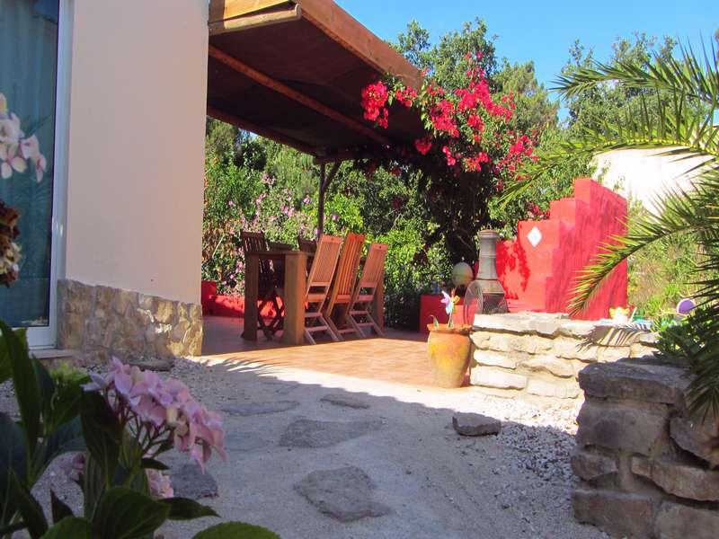 Vrijstaand vakantiehuis Zilverkust - Casa no Pomar side view