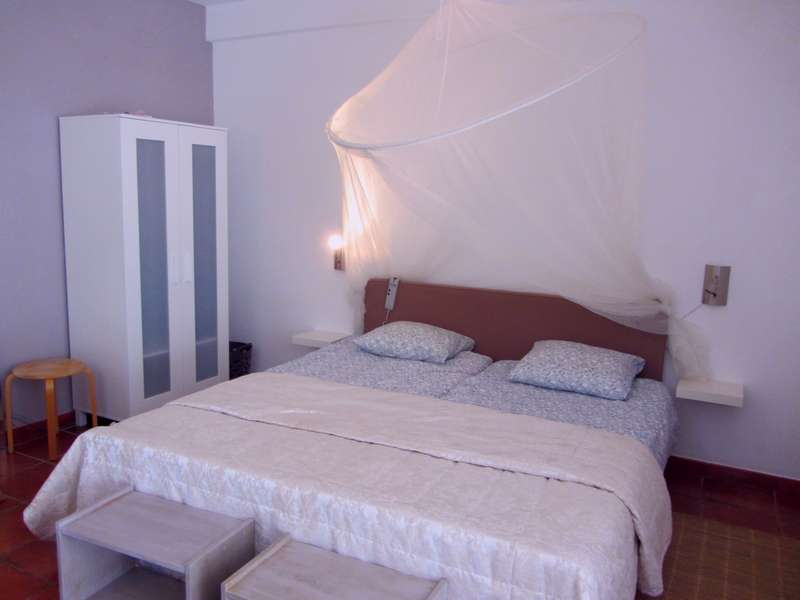 Kids vakantie Portugal accommocatie - Canto masterbed room