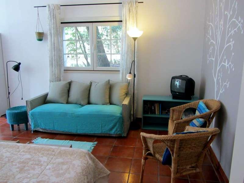 Kids vakantie Portugal accommocatie - Canto sofa