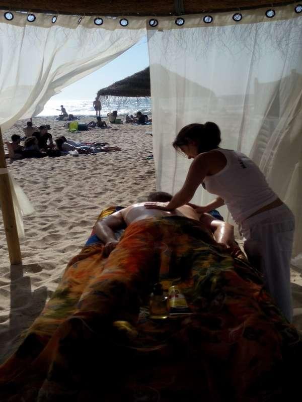 Casa Cantiga actieve vakantie portugal 18 strand massage