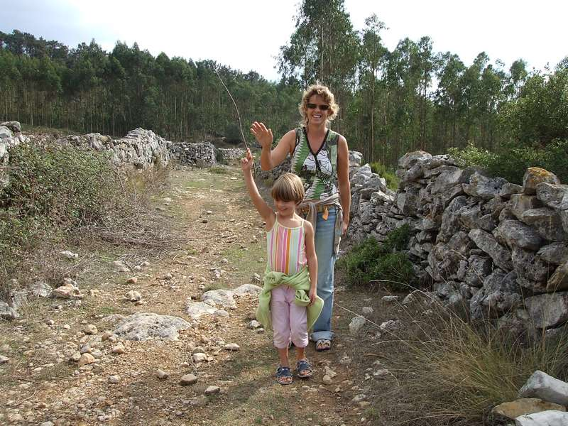 Casa Cantiga actieve vakantie portugal 19 wandelen