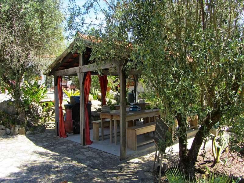 Casa Cantiga vakantiewoningen met zwembad 109 gemeenschappelijk terras