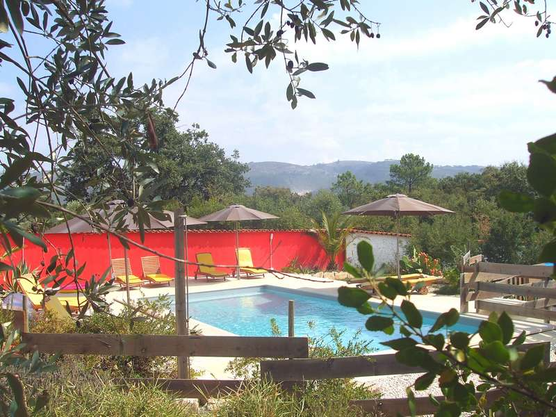 Casa Cantiga holiday portugal swimming pool child friendly