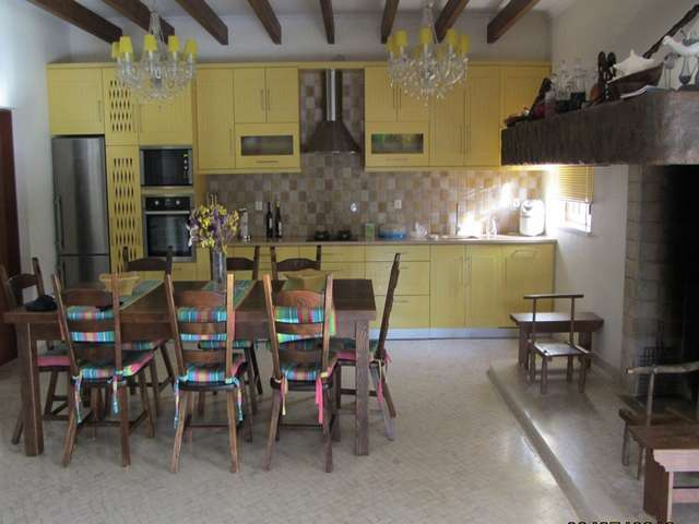 Vakantievilla Portugal - Casa da Joana kitchen