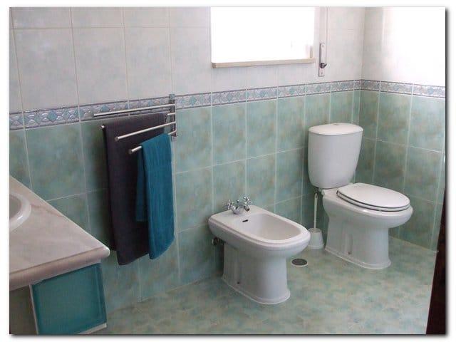 Vakantiewoning Portugal op kleinschalig vakantie park - Casa da Tapada - bathroom 1