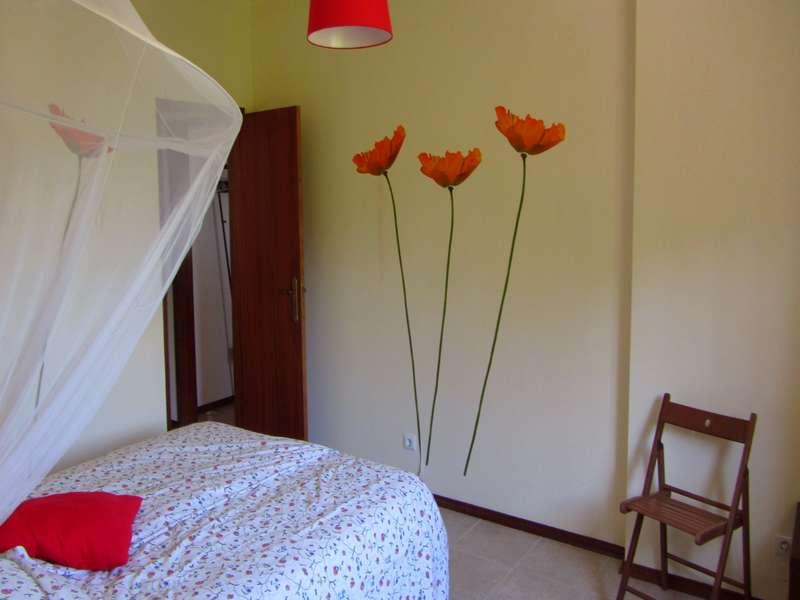 Vakantiewoning Portugal nabij Nazare - Casa da Tapada - masterbedroom