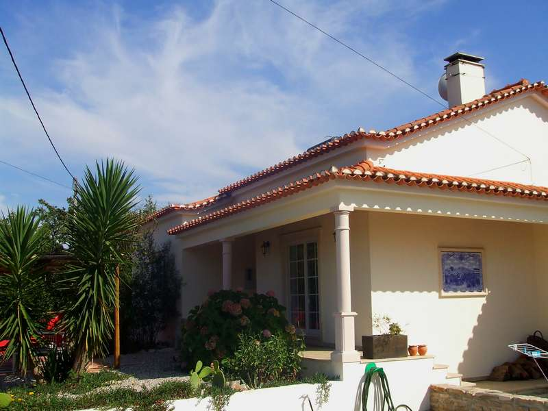 Holiday house Costa Prata Portugal small scale childfriendly