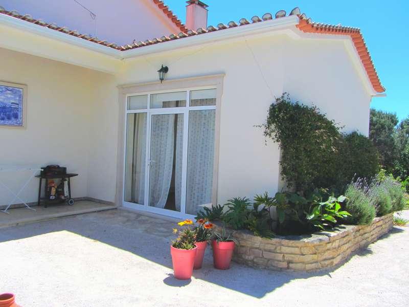 Vakantiewoning Costa Prata Portugal - Studio Casa da Tapada met zwembad