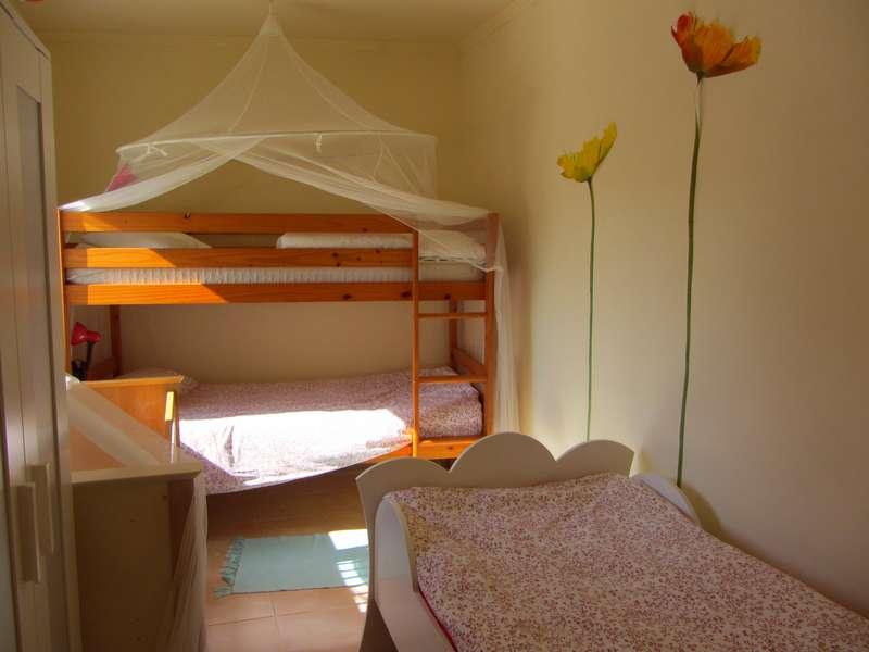 Vrijstaand vakantiehuis Zilverkust - Casa no Pomar children bedroom