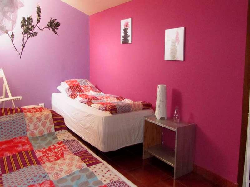 Vakantiehuis op kleinschalig vakantie park met zwembad - Casa Palmeira kids bedroom girls