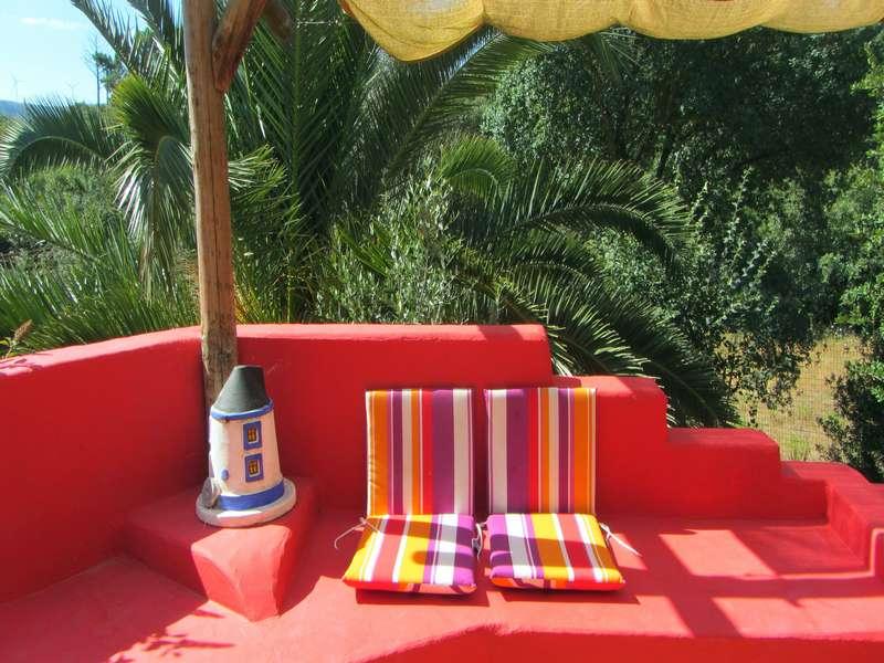 Vakantiehuis op kleinschalig vakantie park met zwembad - Casa Palmeira