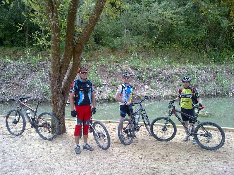 Casa Cantiga mountainbike