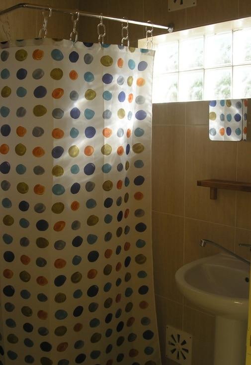 Rustige vakantie in vakantie studio Portugal - Studio Canconeta bathroom