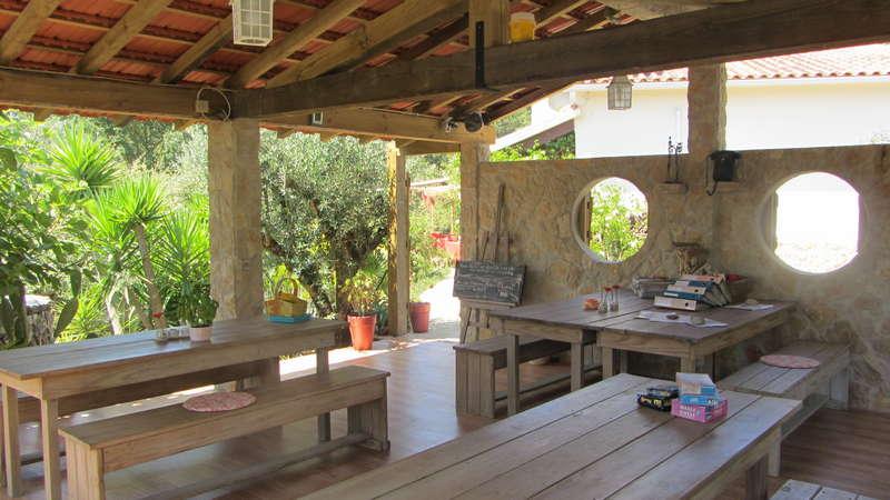 casa cantiga vakantie park kindvriendelijk gemeenschappelijk terras3