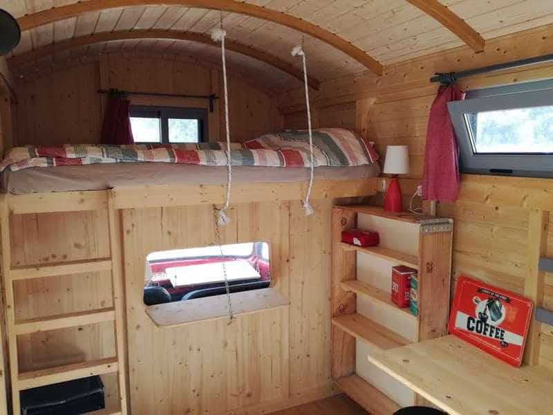 glamping in rode camper portugal 4