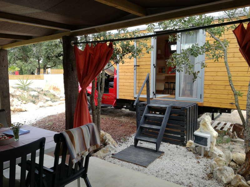 glamping in rode camper portugal 5