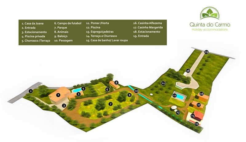 Parque de Ferias Portugal Quinta do Carmo