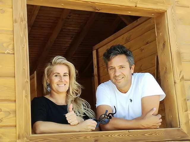 eigenaren Paula & Jorge