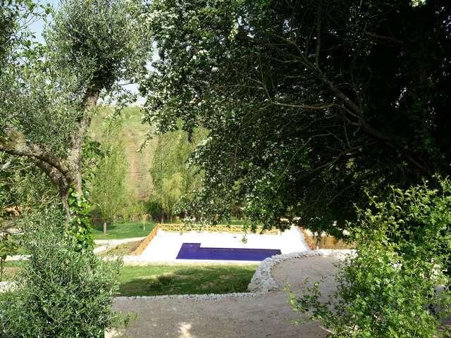 Urlaub in kleinem Maßstab in der Quinta do Carmo