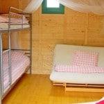 glamping Tiny Houses Portugal at childfriendly holiday resort _tendas toca tenda para crianças