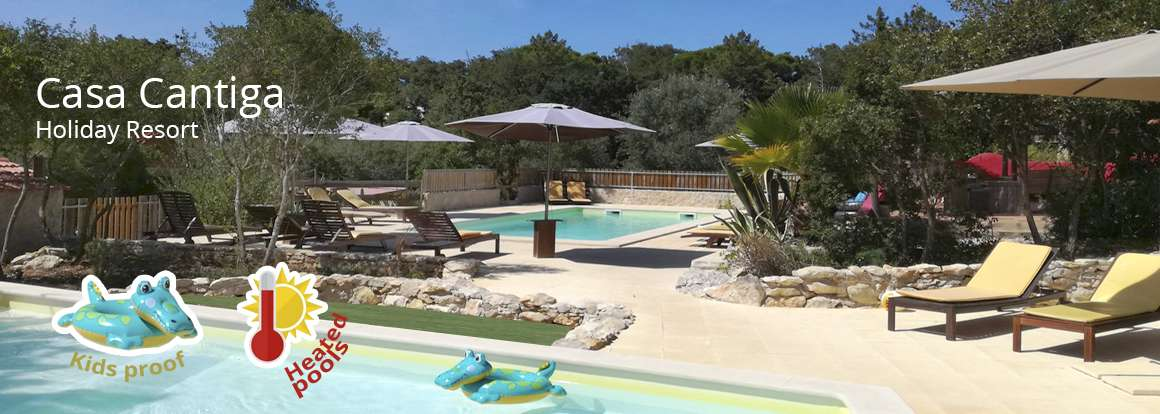 The most child friendly holiday park Portugal - Casa Cantiga!
