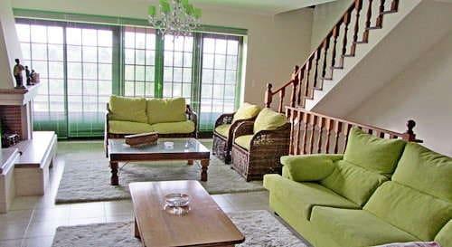 urlaub in kleines resort portugal mit ferienvilla_haustiere erlaubt_Casa da Joana_Quinta do Carmo livingroom