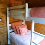 quinta do carmo casinha alfazema vakantie Portugal nabij Nazaré slaapkamer 1