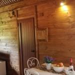 quinta do carmo casinha alfazema vakantie Portugal nabij Nazaré woonkamer