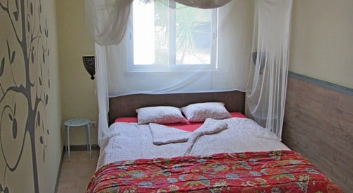 holiday mid Portugal at small and child friendly resort_Casa no Pomar_Pomar bedroom