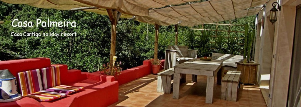 kleinschalig vakantie park Portugal, ideaal met kinderen_Casa Palmeira