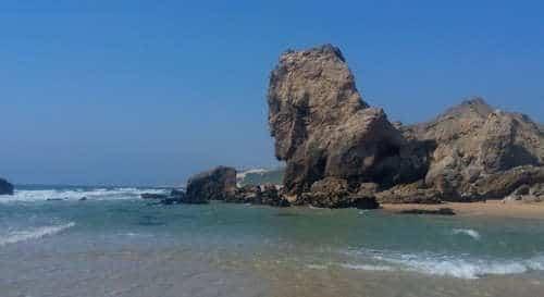 holiday beach apartment Portugal Nazaré Silver Coast mid Portugal_sfinx