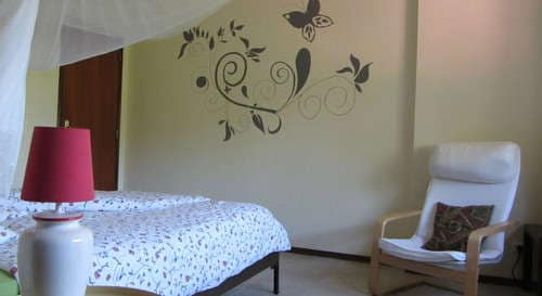 holiday house Costa Prata Portugal at child friendly small resort_bedroom