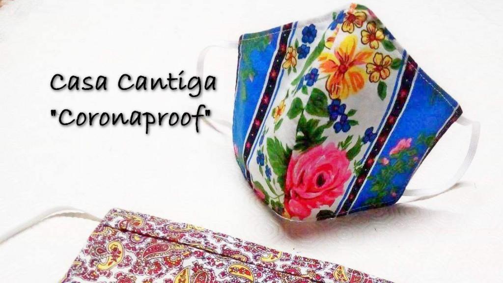 Casa Cantiga kind vriendelijke vakantie portugal_mondmasker
