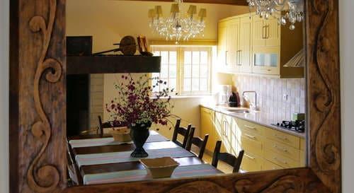 Landhaus_Ferienvilla Mittelportugal_Casa da Joana_küche
