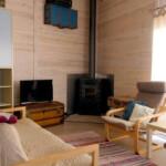 freistehendes Ferienhaus Silberküste Portugal auf kleinen familien ferienanlage_living